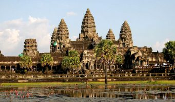 temple d'Angkor Vat