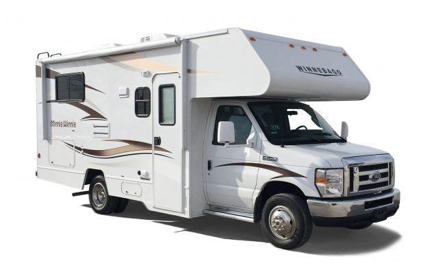 camping-car numéro 2