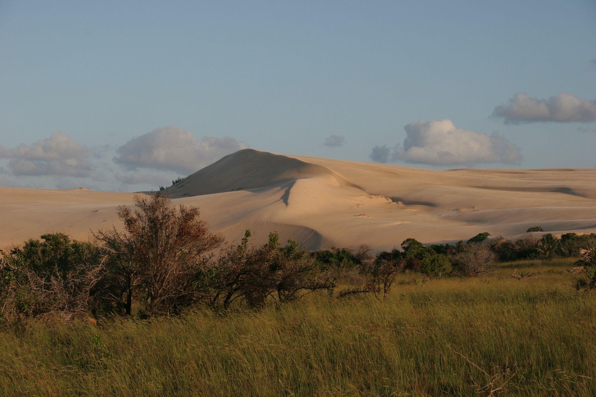 dunes bazaruto