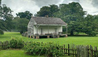 Magnolia Mound, Baton Rouge