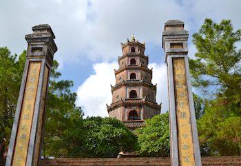 pagode de Thien Mu