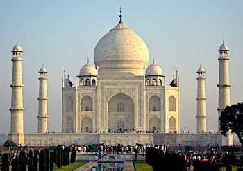 palais du Taj Mahal